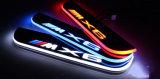 Crylic die LEIDEN Welkom Pedaal voor de Auto van BMW beweegt schaaft Plaat