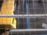 動物のケージによって溶接される鋼線の網機械