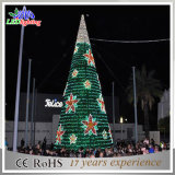 LED 금속 거대한 나무 옥외 크리스마스 거리 훈장 빛