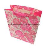 Bolso de papel al por menor del regalo de las compras