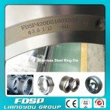 3/3.5/4/4.5mm 직경 스테인리스 반지는 동물 먹이를 만들기를 위해 정지한다