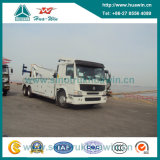 Sinotruk HOWO 6X4 Road Wrecker Tow Recovery Truck