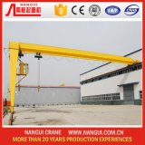 Einzelnes Girder Semi Gantry Crane mit Best Price