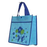 Les sacs de traitement de cadeau, avec conçoivent en fonction du client et impression (14070105)