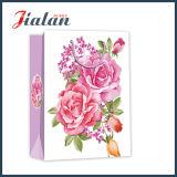 Impression complète avec poignées Cheap Custom Design Paper Advertising Bag