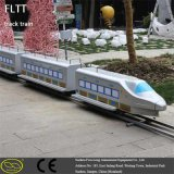 Kid Adult를 위한 탄알 Model에 의하여 건전지 강화되는 Electric Track Train