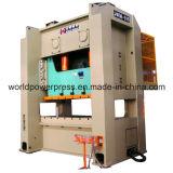 Jw36-315/315 Machine van de Pers van het Frame van de Ton H de Mechanische
