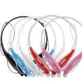 Auriculares estereofónicos de Bluetooth dos auriculares sem fio portáteis relativos à promoção do esporte