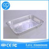 처분할 수 있는 알루미늄 호일 최신 음식 쟁반