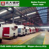 Caldeira de vapor despedida madeira do fornecedor 3ton de China