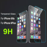 강화 유리 스크린 프로텍터 플러스 iPhone 6s를 위해