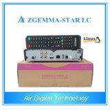 Приемник LC DVB-C HD Zgemma-Звезды приемника кабеля низкой стоимости