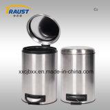 Quatity 높은 금속 홈을%s 페달을%s 가진 실내 쓰레기통 또는 쓰레기통