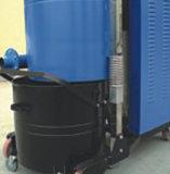 Máquina industrial da limpeza da poeira do cimento do auto filtro da limpeza