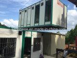 Tocador móvil conveniente/casa prefabricados del móvil de Peison/prefabricados en la calle
