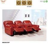Sofá moderno do sofá do Recliner do sofá do couro da mobília ajustado (HY2601)