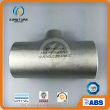 Acero inoxidable Ss que reduce la te con las instalaciones de tuberías del Ce (KT0277)
