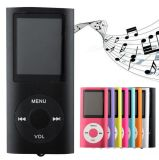 Affissione a cristalli liquidi Screen quarto Generation Digital MP3 MP4 Player