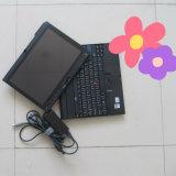 Ordinateur portatif diagnostique d'ordinateur pour Lenovo Thinkpad X200t 4G sans HDD