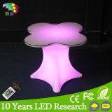 Colourfurl LEDの宴会の装飾的な家具をつけなさい