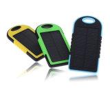 Новый солнечный водоустойчивый заряжатель телефона USB портативная пишущая машинка