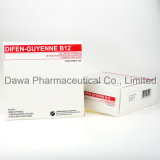 炎症抑制およびAntirheumaticのための凍結乾燥させたビタミンB12とのDifen B12