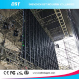 Stage Advertizing를 위한 고해상 P3.91 Full Color Indoor Rental LED Display
