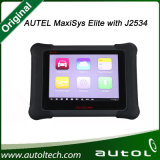 Programmeur original Autel Maxisys Elite avec J2534 ECU Préprogramming Update From Ms908p PRO