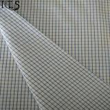 100%年の綿のジャカードヤーンは衣服のワイシャツの服Rls40-15poのためのファブリックを染めた