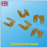 Präzisions-Selbstmetallterminal-Teil-Schrapnell /Clips (HS-BS-0068)