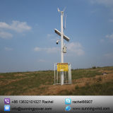 Controlemechanisme van de Macht van de wind het Zonne Hybride voor van het Systeem van de Levering van de Macht van het Net