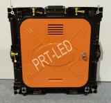 Visualización de LED a todo color al aire libre del alquiler P6 con el panel de aluminio de fundición a presión a troquel 576X576m m