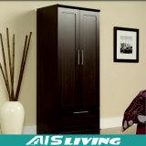 새로운 디자인 아파트 프로젝트 나무로 되는 침실 옷장 옷장 가구 (AIS-W142)