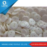 Selling quente Polyester Resin Button para Shirt
