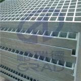 Glasvezel Versterkte Plastic Grating van de Vloer FRP