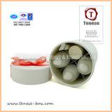 Contenitore di regalo del tubo di alta qualità con il coperchio
