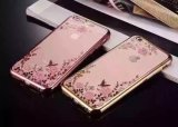 Electroplating novo TPU Mobile Phone Caso para iPhone6 Cell Phone Cover
