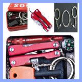 6 Geräte PAS Tool Emergency Equipment Suits BordEmergency Supplies PAS Outdoor Survival Box PAS Survival Suits