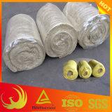 Manta mineral del material de aislante de las lanas de roca para el tubo