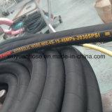 """902-4s-1 de """" Spiraalvormige Slang van de Olie van de Hoge druk Flexibele Hydraulische Rubber"""