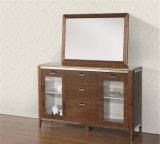 Basamento di legno della TV con la mobilia di legno del cassetto (SBLDS-193B)