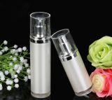 AcrylSkincare Wesentlich-Flasche für das kosmetische Sahne-Verpacken (PPC-ALB-031)