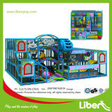 Daycare крытое Play Equipment с Helicopter