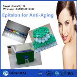 99% Reinheit-pharmazeutisches chemisches Peptid-Antiaushärtungs-Polypeptid Epitalon