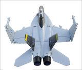aeroplani del giocattolo dei servi F18 del metallo di 2.4G Digitahi grandi
