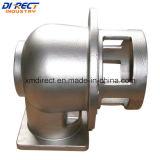 精密サポートのための上部の肘を投げるステンレス鋼のための鋳造によって失われるワックスの鋳造