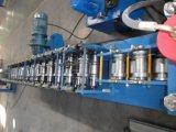 Machine de formage de rouleau à froid en acier de porte d'obturation