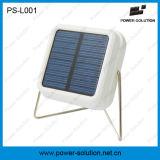 Lámpara solar del escritorio LED con 2 años de la garantía de Rechargeble de luz de la batería