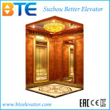 Ce Mrl Gearless Traction Passenger Elevator with Vvvf