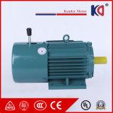Yej-132s1-2フレームブレーキ高性能の電気ACモーター